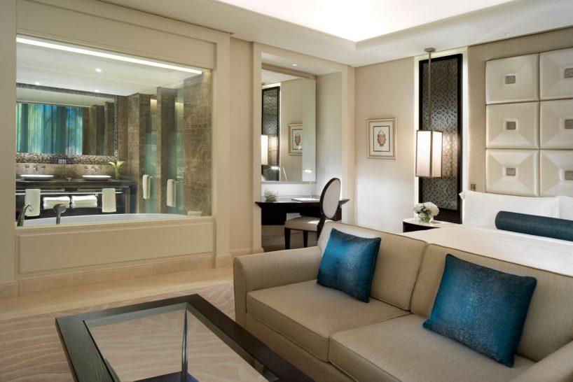 Al Bustan Palace A Ritz Carlton Hotel Junior Suite