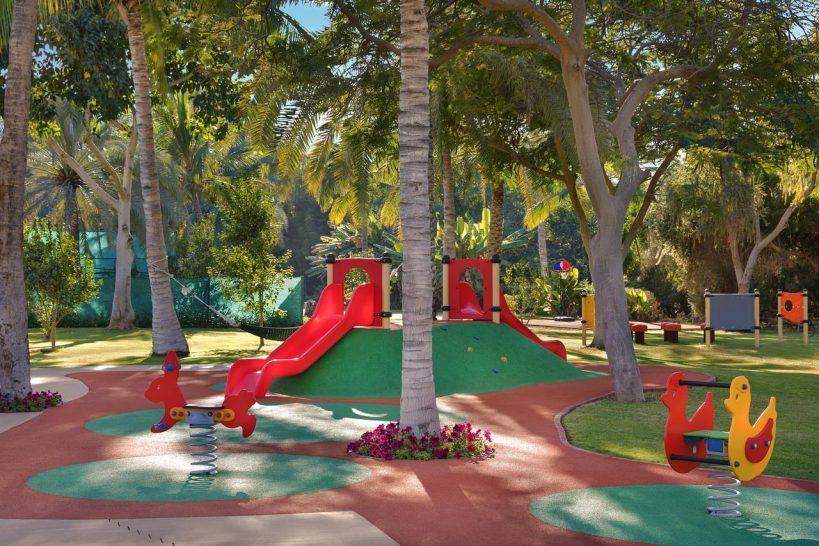 Al Bustan Palace A Ritz Carlton Hotel Kids Play