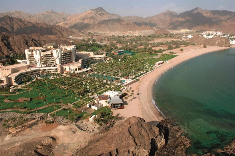 Al Bustan Palace A Ritz Carlton Hotel Overview