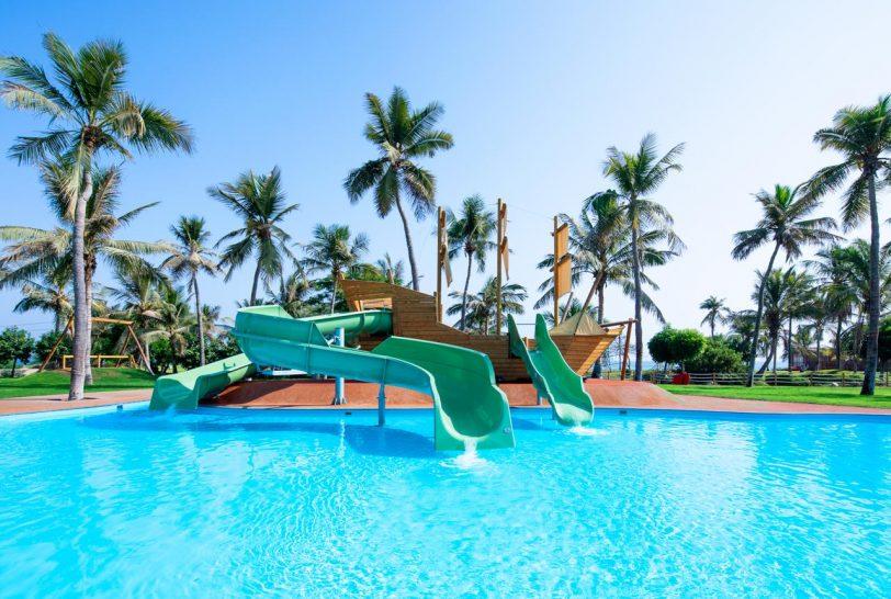 Al Bustan Palace A Ritz Carlton Hotel Kids Pool