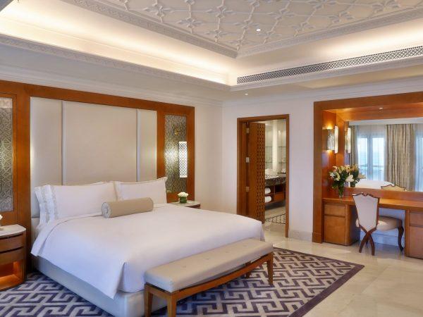 Al Bustan Palace A Ritz Carlton Hotel Presidential Mountain View Suite