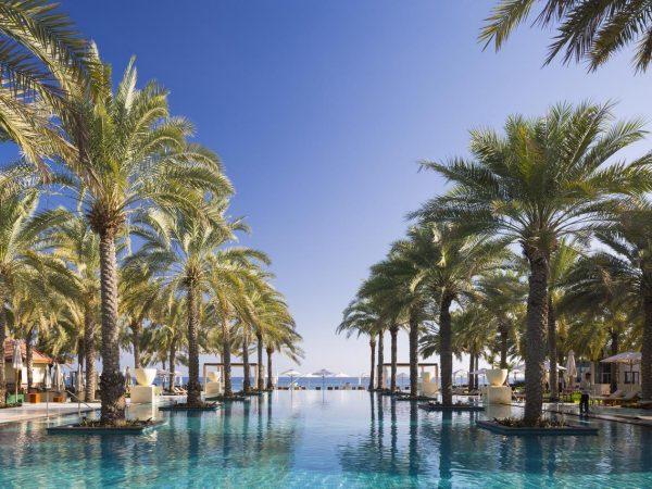 Al Bustan Palace A Ritz Carlton Hotel Sea