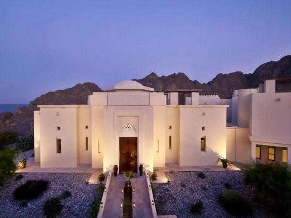Al Bustan Palace A Ritz Carlton Hotel Spa Area