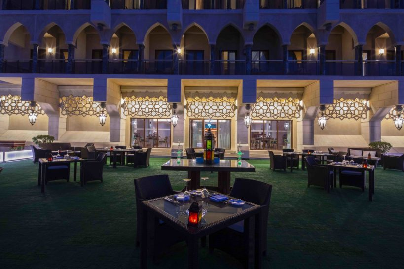 Al Bustan Palace A Ritz Carlton Hotel Turkuaz