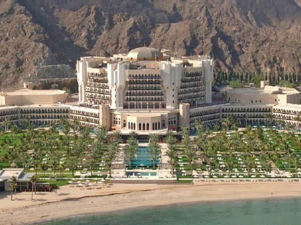 Al Bustan Palace A Ritz Carlton Hotel View
