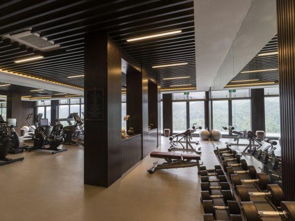 Alila Anji Fitness Center