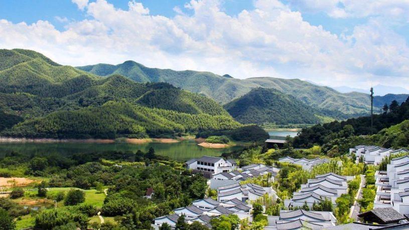 Alila Anji Zhejiang Panorama