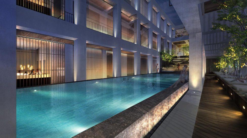 Alila Bangsar The Pool Bar