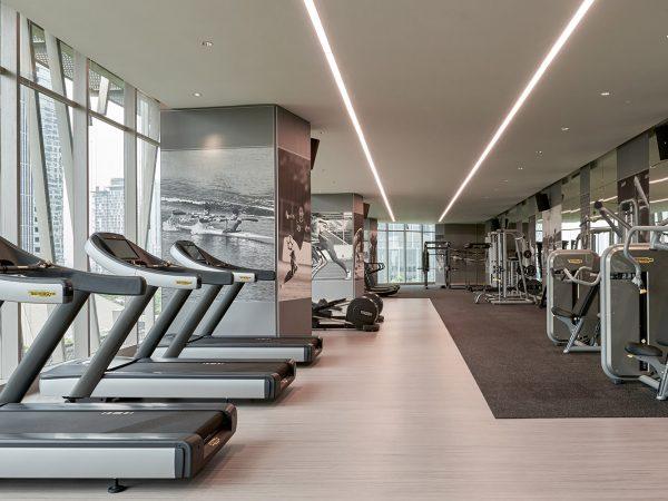 Alila SCBD Jakarta Fitness Center
