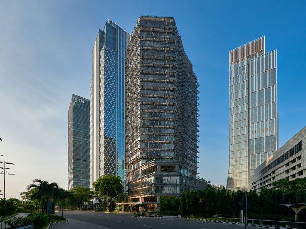 Alila SCBD Jakarta Location