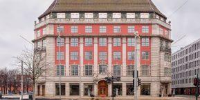 Amerikalinjen Hotel, Oslo
