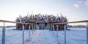 Arctic Bath, Swedish Lapland