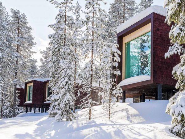 Arctic TreeHouse Hotel Exterior Hotel