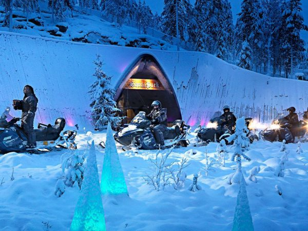 Arctic TreeHouse Hotel Must Do in Lapland