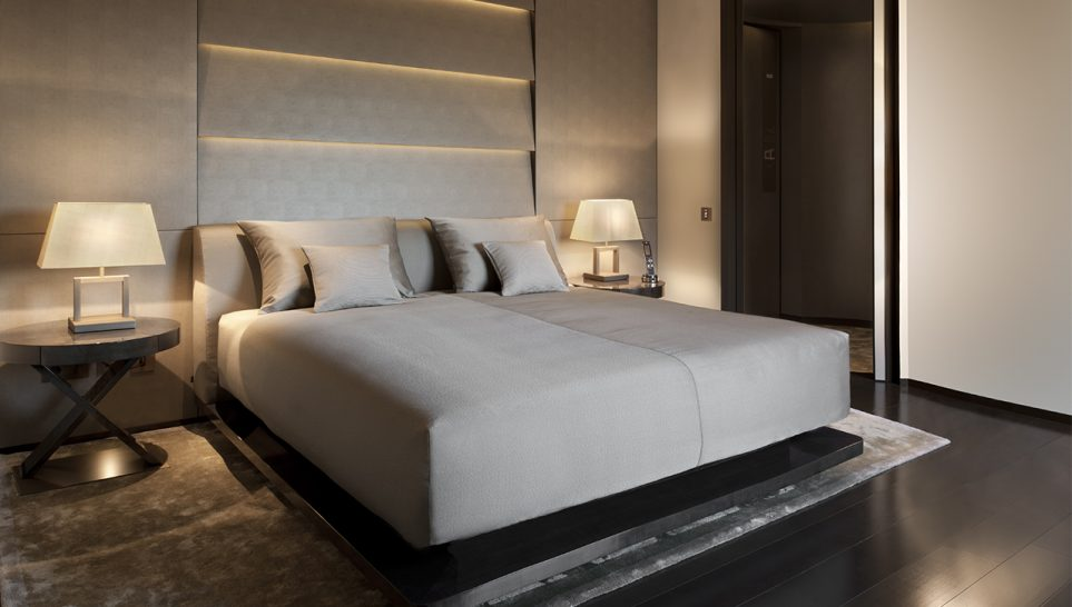 Armani Hotel Milano Armani Deluxe Room