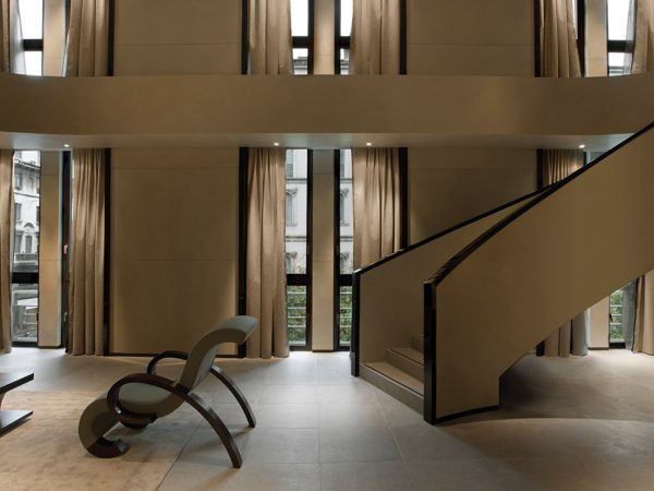 Armani Hotel Milano Armani Signature Suite