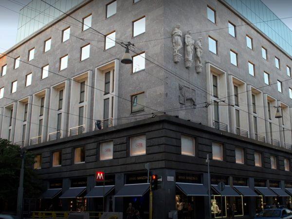 Armani Hotel Milano Day View