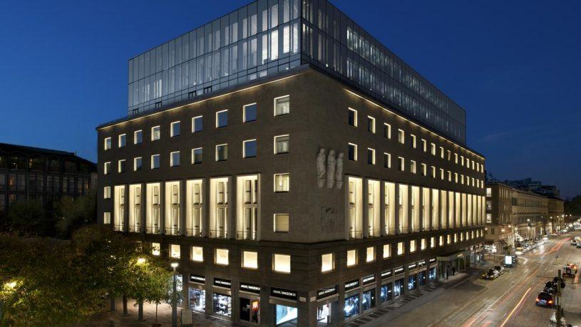 Armani Hotel Milano Exterior