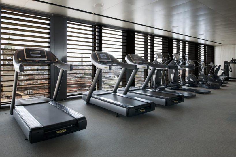 Armani Hotel Milano Gym
