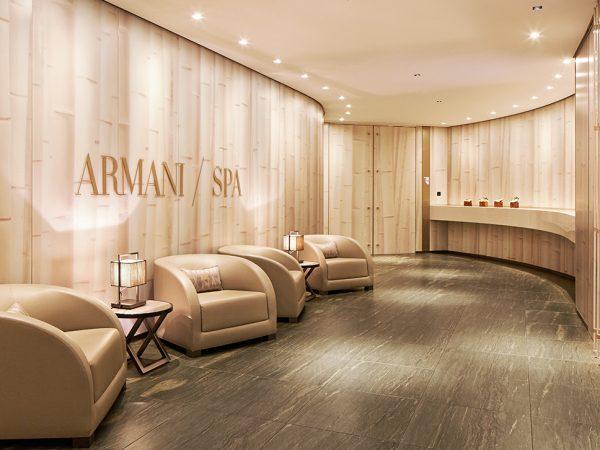 Armani Hotel Milano Spa