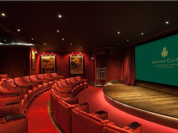 Ashford Castle Cinema