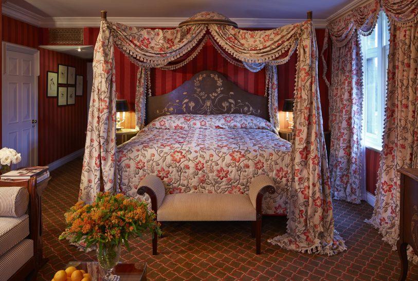 Ashford Castle Deluxe Rooms
