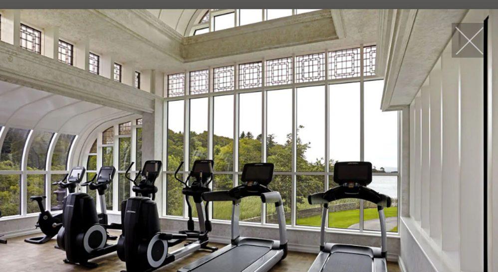 Ashford Castle Gym