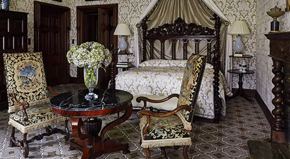 Ashford Castle Kennedy Suite
