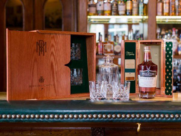 Ashford Castle Midleton Whiskey
