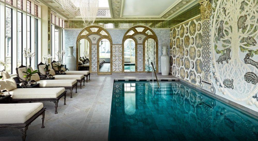 Ashford Castle Pool