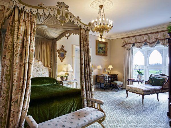Ashford Castle Reagan Presidential Suite