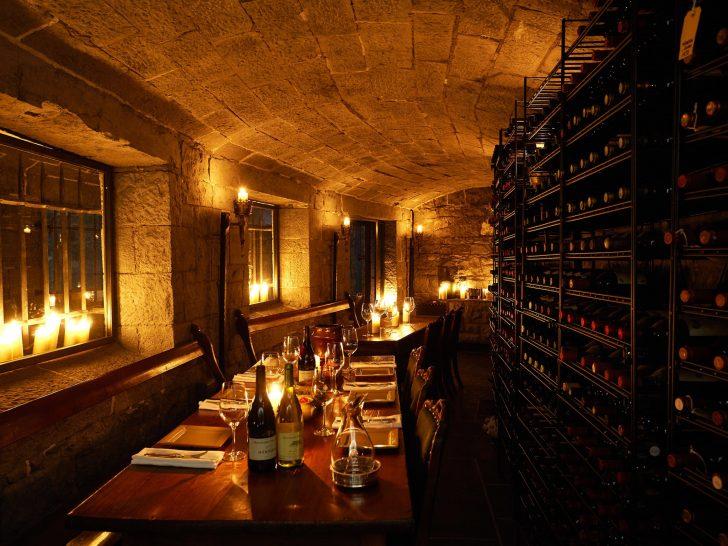 Ashford Castle The Castle Wine Cellars