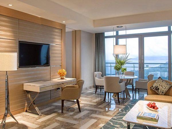 Atlantis Sanya Ocean View Ambassador Suite