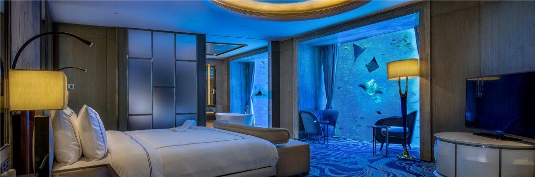 Atlantis Sanya Poseidon Underwater Suite