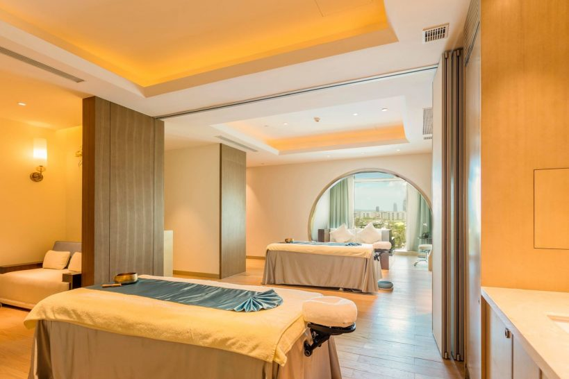 Atlantis Sanya Spa Massage