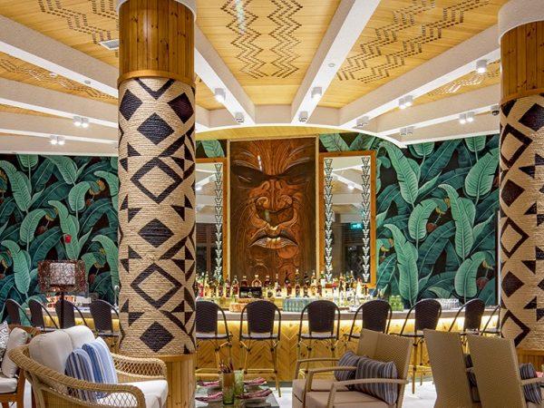 Atlantis Sanya Tikki Lounge Bar