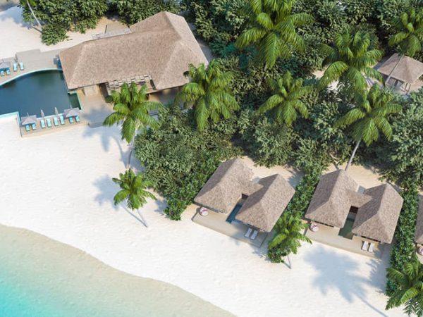 Baglioni Resort Maldives Beach View
