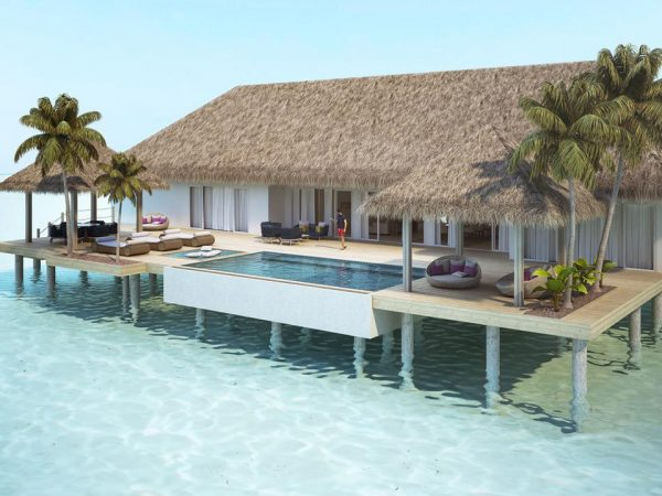 Baglioni Resort Maldives Exteior View