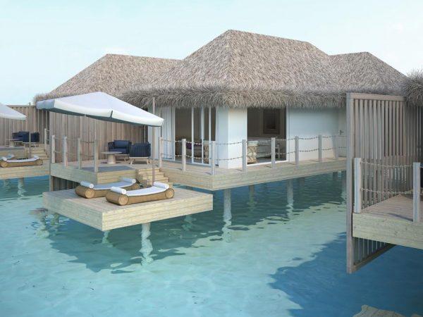 Baglioni Resort Maldives Exterior