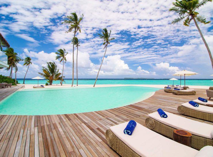 Baglioni Resort Maldives Pool