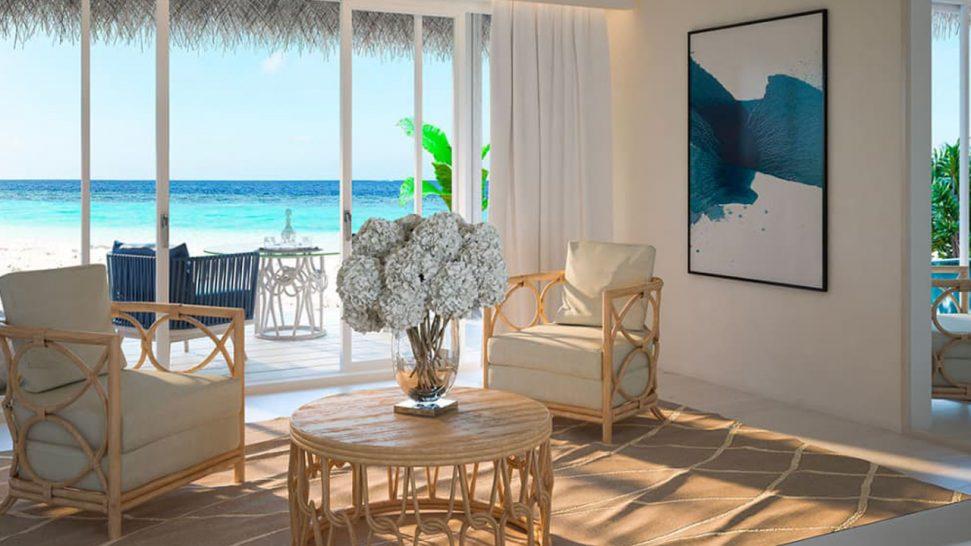 Baglioni Resort Maldives Pool Grand Beach Villa