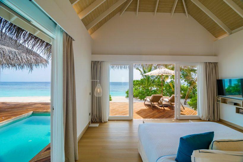 Baglioni Resort Maldives Pool Suite Beach Villa
