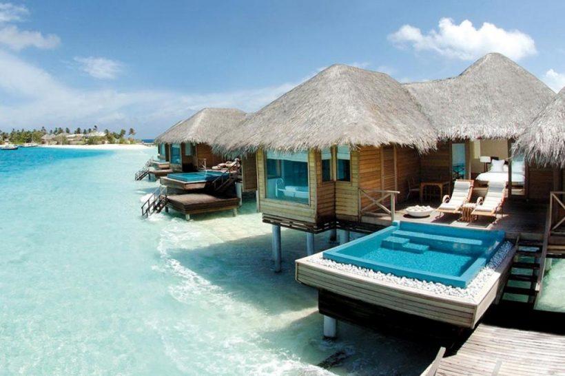 Baglioni Resort Maldives Pool Water Villas