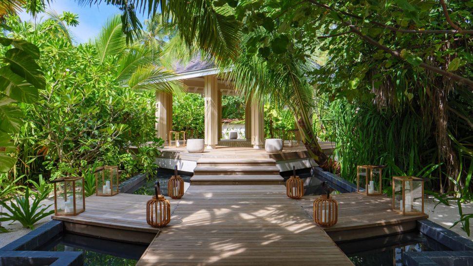 Baglioni Resort Maldives Spa