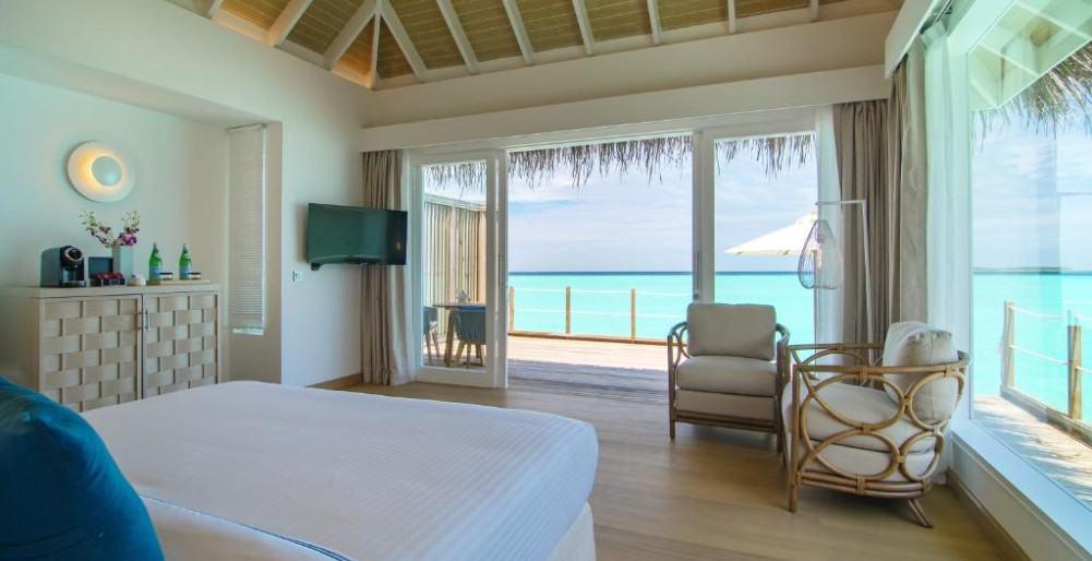 Baglioni Resort Maldives Sunset Overwater Villas