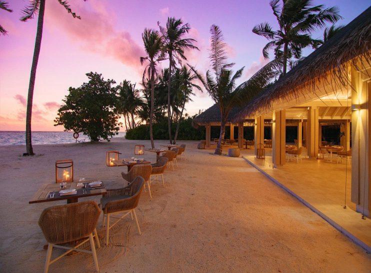 Baglioni Resort Maldives The Taste Restaurant