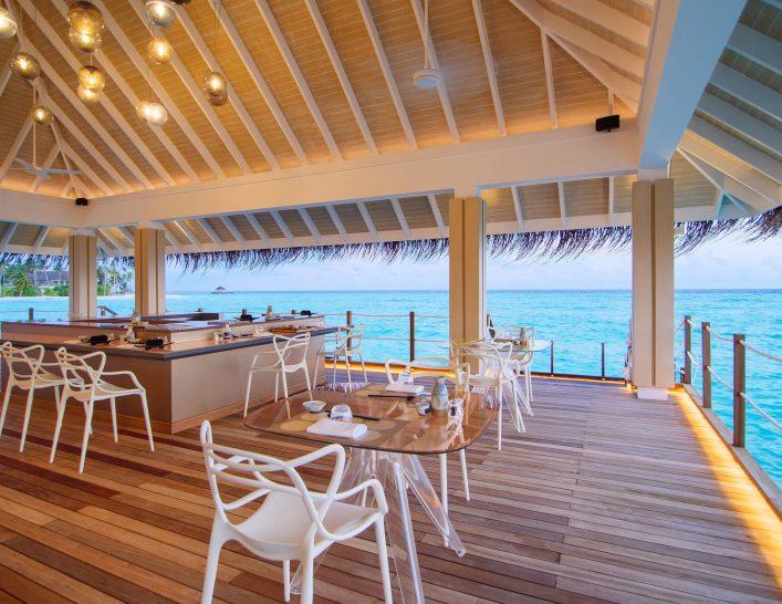 Baglioni Resort Maldives Umami Restaurant