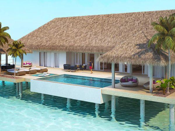 Baglioni Resort Maldives Water Villas