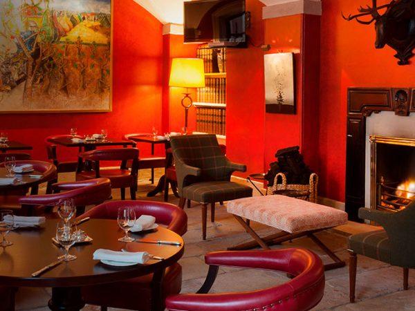 Ballyfin Demesne 5 Star Hotel Casual Dining