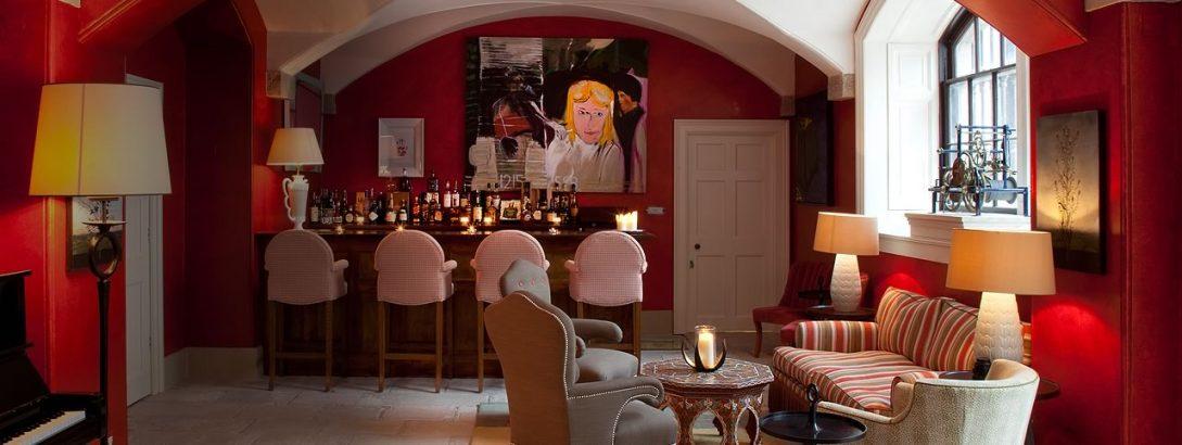 Ballyfin Demesne 5 Star Hotel Cellar Bar